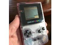GAME BOY COLOR + 6 games and more