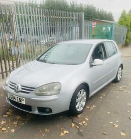image for Volkswagen Golf 2.0 Gt cheapest on the net low mileage long mot