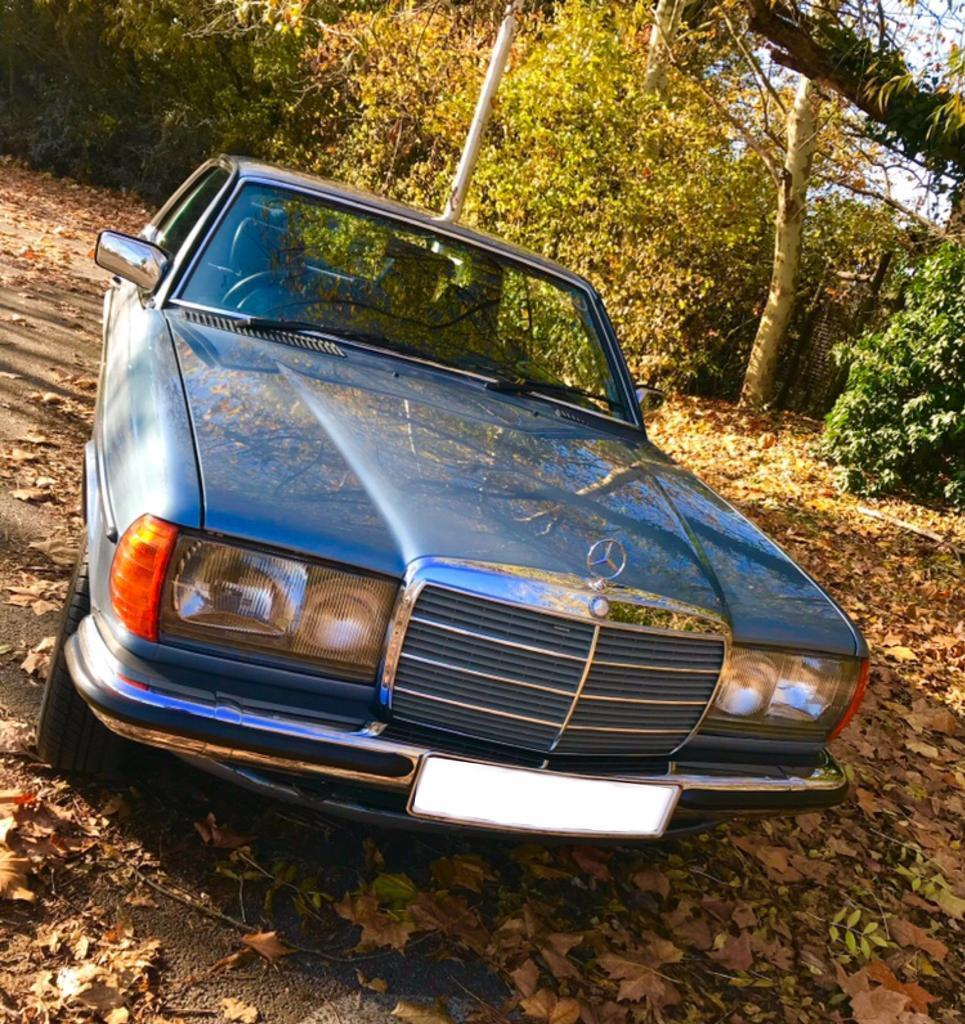 Mercedes Benz W123 coupe 230ce Auto For Sale | in ...