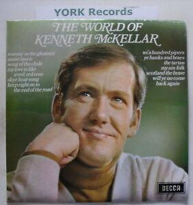 KENNETH McKELLAR - The World Of ... - Ex Con LP Record