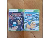 Adventure Time The Secret of the Nameless Kingdom Explore the Dungeon I don't know XBOX 360 GAMES
