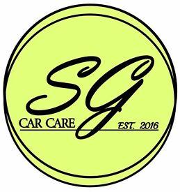 SG Car Care Mobile Valeting