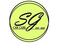 SG Car Care Mobile Valeting