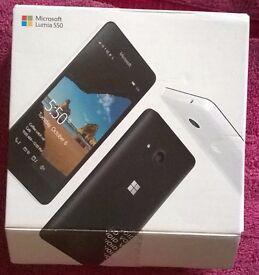 MIcrosoft Lumia 550.