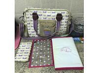 Yummy mummy changing Bag and purse