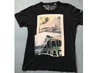 Designer Diesel Graphic T-Shirt, Medium, Excellent Condition