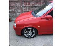 4 X rare Millie Miglia 16 inch alloy wheels ( Corsa Clio fiesta)