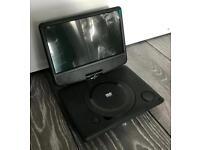 "Polaroid 9"" Portable DVD Player"