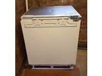 **INTEGRATED UNDERCOUNTER FRIDGE**ENERGY RATING: A+*PERFECT CONDITION**COLLECTION\DELIVERY*NO OFFERS