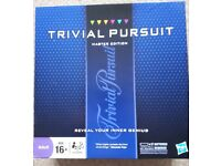 Trivial Pursuit Board Game - MASTER EDITION