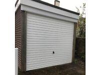 Garage/Parking/Storage to rent: Hook Road, Petworth Court Surbiton KT6 5AA - NEW DOOR & ROOF