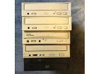 PC CD Drives IDE All 5 Units for £5