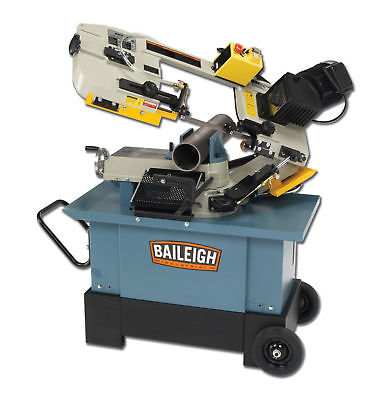 Baileigh Bs-712ms Horizontal Vert Mitering Bandsaw