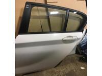 BMW 1 SERIES F20 DOOR N/S/R REAR PASSENGER SIDE DOOR