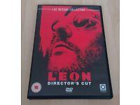 Leon Directors Cut (1994) DVD