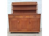 Mid Century Sideboard (DELIVERY AVAILABLE FOR THIS ITEM OF FURNITURE)