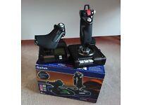 Saitek X52 Pro Flight Controller (not the cheaper X52)