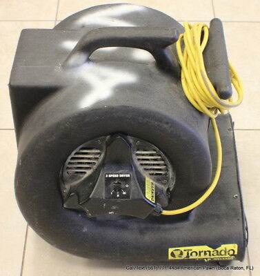 Sd3500 Tornado Portable Blower Fan 2900 Cfm 115v