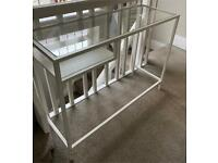 IKEA DESK with chair