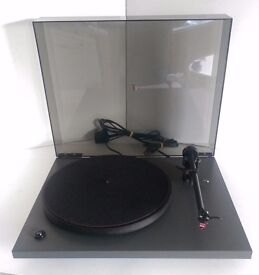 Nad badged Rega Planar 2 turntable, RB250 Tonearm Goldring cartridge, Excellent Condition