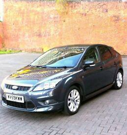 ford focus ZTEC S 1.6cc petrol