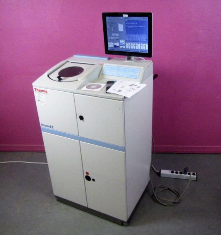 Shandon Thermo Fisher Scientific Excelsior ES Tissue Processor Pathology Lab