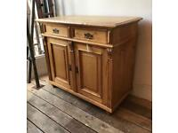 Antique Victorian Cupboard