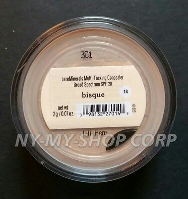 (bareminerals BISQUE Concealer 2g 1B  Bare Escentuals  Face - XXL - Free Shipping)