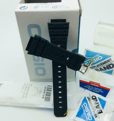 Casio Watch Band Strap Gold Buckle G-Shock DW-5000 DW-5400C DW-5600C +Box+cradle