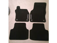 Genuine Skoda Octavia Car Mats - Set of 4