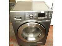 Samsung 8kg eco bubble washer dryer