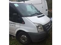 Ford transit 100ps
