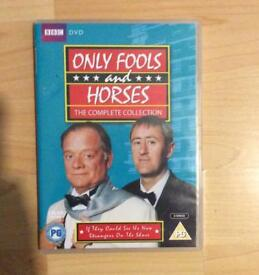 For sale only fools and horses dvd box set