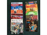 "Bundle of Vinyl LPs Approx 40 Albums & 12"" Singles Will Split"