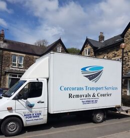 Man and Van 7 days a week 1 to 2 men - House Removals & Single item moves 2,3 seat sofa double bed