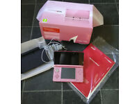 Nintendo 3DS Coral Pink Handheld console