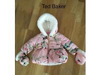 Designer Coats Baby Girl (0-6 months)
