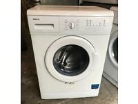 A+CLASS BEKO WM6112W NICE DIGITAL WASHING MACHINE 3 MONTH WARRANTY, FREE INSTALLATION