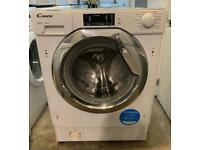 8kg Candy A+++ Integrated Washing Machine with Local Free Delivery