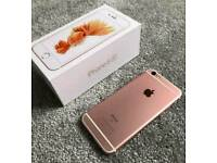 I am selling my iPhone 6s rose gold rose gold on Vodafone network