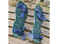 Lawn Aerator Aerating Shoes Sandals 13 x 5cm Spikes Per Shoe