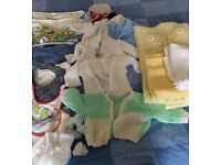Bundle of clothes, 0-6 months