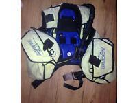 Diving equipment.