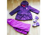 Girls 5-6 branded clothes also shoes and toys available