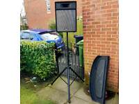 Disco Speaker & Light hire - no DJ required - parties, Karaoke, functions- plug & play - PA system