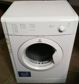 INDESIT 7KG VENTED TUMBLE DRYER IN GOOD WORKING ORDER