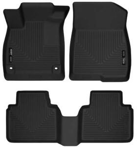 Husky Liner Floor Liners for 2018-2019 Honda Accord | Free Shipping | Order Today at motorwise.ca