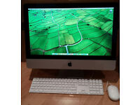 """Apple iMac 21.5"""" A1311, 3.06GHz, Core i3, 8GB Ram and 500GB HD. Perfect Working Condition £270 OVNO"""