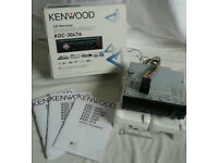 Kenwood KDC-3047A Car CD-Receiver