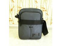 "Samsonite Cityvibe 9.7"" Tablet Crossover Bag - Ash Grey. FREE P&P within the UK."